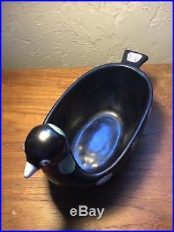 10 Bitossi Aldo Londi Bird Bowl Vintage Modernist Italy Ceramic Pottery