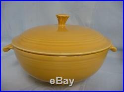 22 Piece Mixed Lot Of Vintage Fiesta Ware Incl Individual Salad Bowls