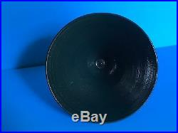 African American Pottery Bowl Vase Organic Art Black Art Vtg 80s Figural
