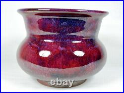Chinese Sang De Boeuf Pottery Bowl Early 20thC