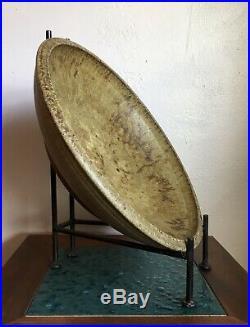 David Shaner Large bowl 17 Vintage Studio Pottery Archie Bray