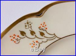Dinner Service 6 Person Art Deco Plates Tureens Bowls dinner ware Grays vintage