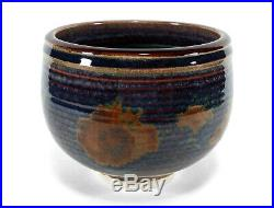 Fine Vintage Vivika & Otto Heino Studio Art Pottery Footed Vase Bowl California