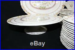 HUGE SET VINTAGE Spode England Buttercup Dishes RARE Serving Pieces Plates Bowls