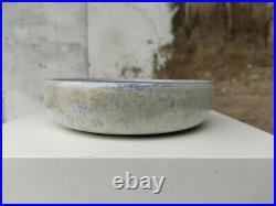 Heiner Balzar Studiokeramik Schale Kristallglasur German Studio Art Pottery Bowl
