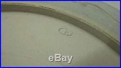 Huge Greg Daly Studio Vintage Australian Pottery Bowl Plate Platter Charger