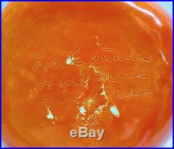 La Canada Vintage Ceramic Bowl California Pottery