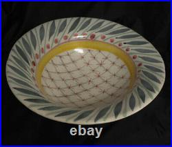 Mackenzie-Childs Vintage Extra Large Serving Bowl, Brighton Pavillion