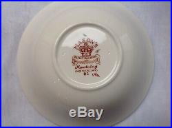 Mason's Blue Mandalay Bowls Vintage Masons Lovely Set Of 4