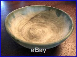 McCarty signed vintage serving bowl pristine