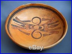 NAMPEYO of Hano Pottery Bowl Masterpiece! Circa 1903. Large 10.75 inch, Vintage