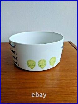 RARE Vintage Serving Bowl Stig Lindberg PYNTA Gustavsberg MCM Excellent 15 cm