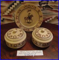 Rare Storz Beer Wallace China Till Goodan Vintage Western Sugar Bowl Breweriana