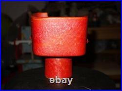 Rare vintage modern art ceramic vase bowl modernist statue