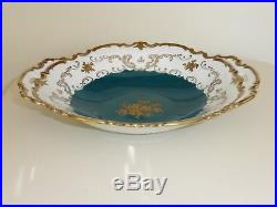 Reichenbach Fine China Vintage Serving Porcelain Bowl