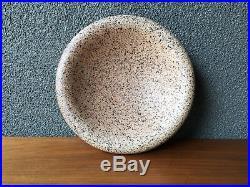 Sc3 Italy Bowl Ceramic Vase Vintage MID Century Eames Londi Raymor Bitossi Era