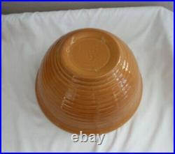 Set Of 5 Vintage Bauer Pottery Ringware Nesting Bowls