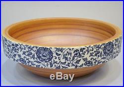 Stylish Vintage Floral Bathroom Cloakroom Ceramic Counter Wash Basin Sink Bowl