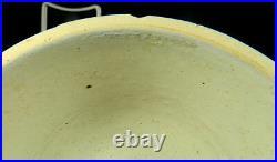 Two Vintage Red Wing Greek Key Pattern Mixing Bowls Rare 6 & 8 Sizes