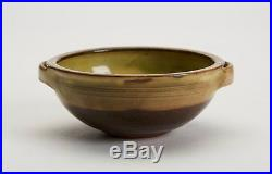 Vintage Winchcombe Twin Handled Bowl Sidney Tustin 20th C