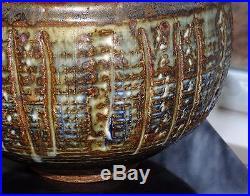 Vivika & Otto Heino / Large Vintage Bowl