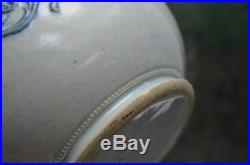 VTG Antique Stoneware Old Sleepy Eye Indian Salt Bowl Monmouth Pottery native