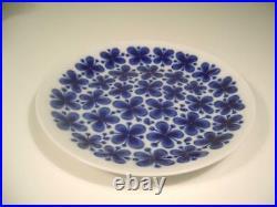 VTG Mid Century Rorstrand Mon Amie Swedish Pottery Set of 3 Plate, Bowl, Saucer