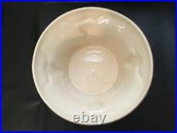 Vintage 1960s McCoy El Rancho Western Cowboy Rodeo Ceramic Bowl and Hat Serving