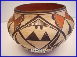 Vintage Acoma Native American Bowl