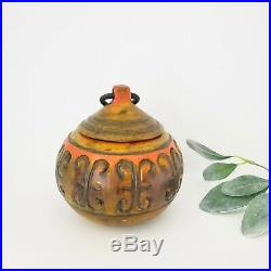 Vintage Alvino Bagni for Raymor Pottery Mid Century Modern Retro Brutalist