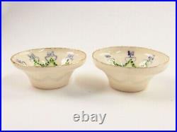 Vintage Artisan Pottery Bowls x2 By IGMA Artist Ron Benson for Dollhouse E313