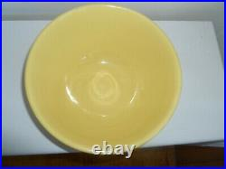 Vintage Bauer Pottery Ring Ware Mixing/Nesting Bowl#12,18,24,30