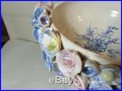 Vintage Bjorn Wiinblad Eva Vase Centerpiece Bowl