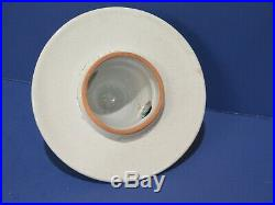Vintage Bjorn Wiinblad Face Bowl (Pot) w Lid (Hat) Signed RARE Ca 1964 (#1)