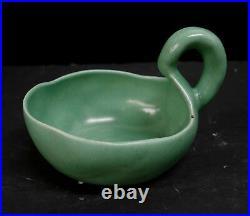 Vintage Bowl with Handle La Canada California Pottery