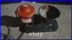 Vintage Electric Pottery Wheel Ceramic 8 bowl Work Clay Art Craft Dayton 3/4hp