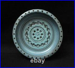 Vintage Eric Juckert Australian Pottery Bowl Signed Impressed Bitossi Style