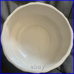 Vintage Este Ceramiche Tiffany & Co Italy Trompe L'Oeil Egg Saucer Box Porcelain