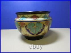 Vintage GOUDA Holland REGINA W. B. VERONA PATTERN large Bowl no chips or cracks