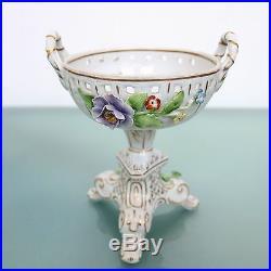 Vintage German Vase / Bowl VON SCHIERHOLZ Porcelain 100% AUTHENTIC! Mid Century