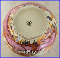 Vintage Japanese panda pottery mark Bowl