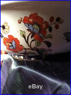 Vintage Losol Ware bowl & chamber pot'Springfield