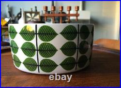 Vintage Mid Century Stig Lindberg for Gustavsberg Blohus Sweden Bersa Bowls
