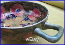 Vintage Moorcroft 2-Handled Bowl