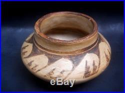 Vintage NAMPEYO of Hano Tourist Pottery Bowl Circa approx. 1905-1910