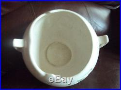 Vintage Original Roseville Silhouette 742-6 Bulbous Vase/ Bowl
