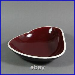Vintage Pilkington's Royal Lancastrian Freeform Bowl Mitzi Solomon Cunliffe A1