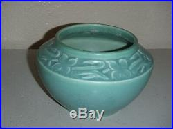 Vintage ROOKWOOD POTTERY Bowl Stamped XXX (1930) 2179 Floral Motif