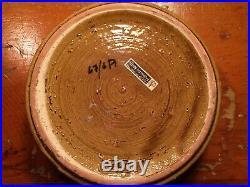 Vintage Rosenthal Netter Lidded bowl, Mid Century Modern Italian Pottery
