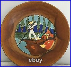 Vintage San Jose Pottery Bowl